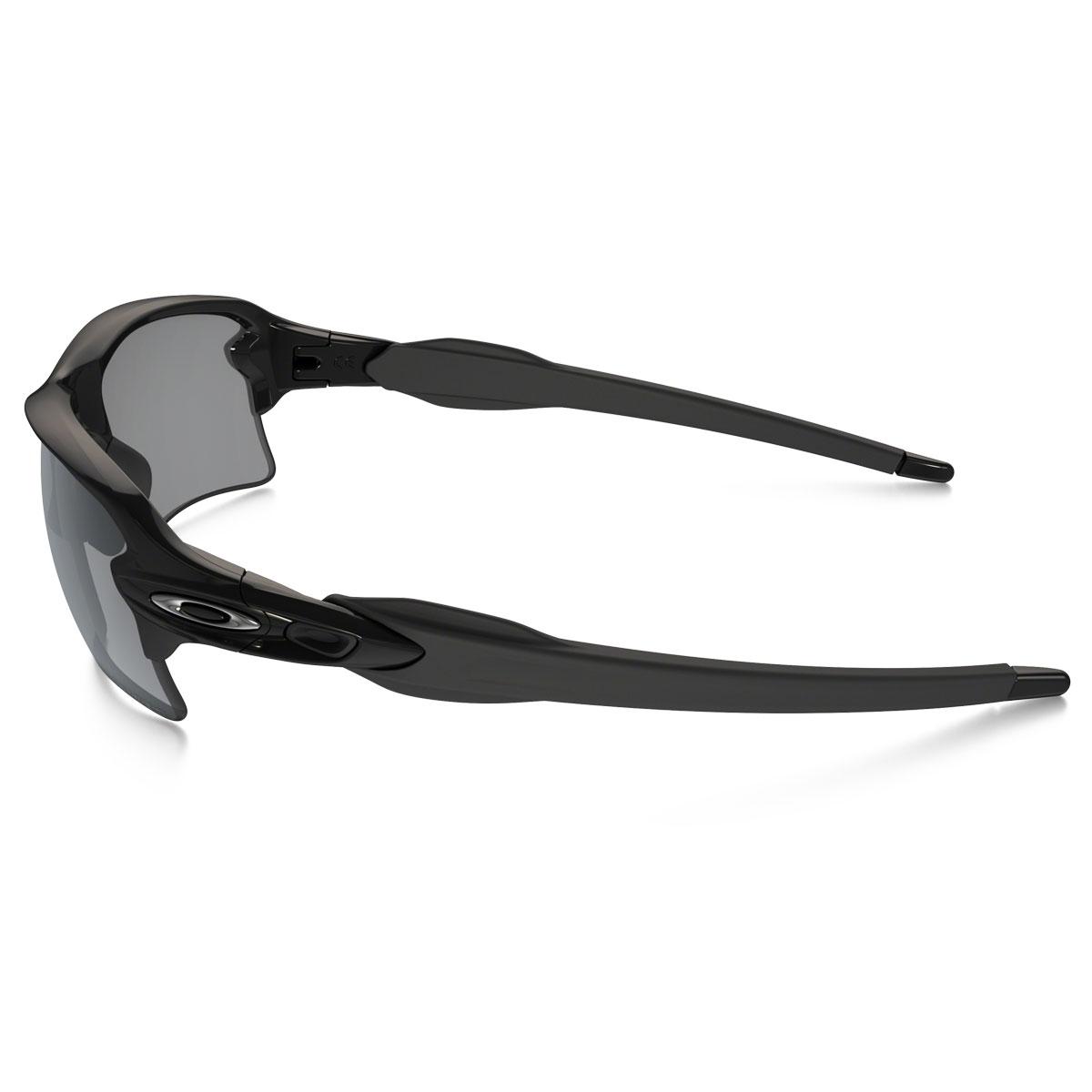 oakley polarised sunglasses  Oakley Flak 2.0XL Men\u0027s Polarized Sunglasses - Matte Black / Black ...