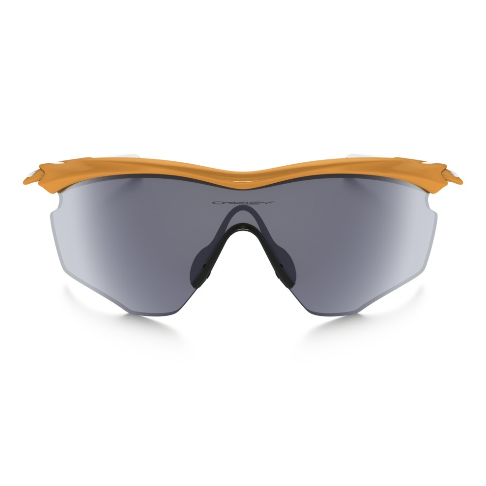Oakley M2 Frame Glasses : Oakley M2 Frame XL Sunglasses - Atomic Orange Frame/Grey ...
