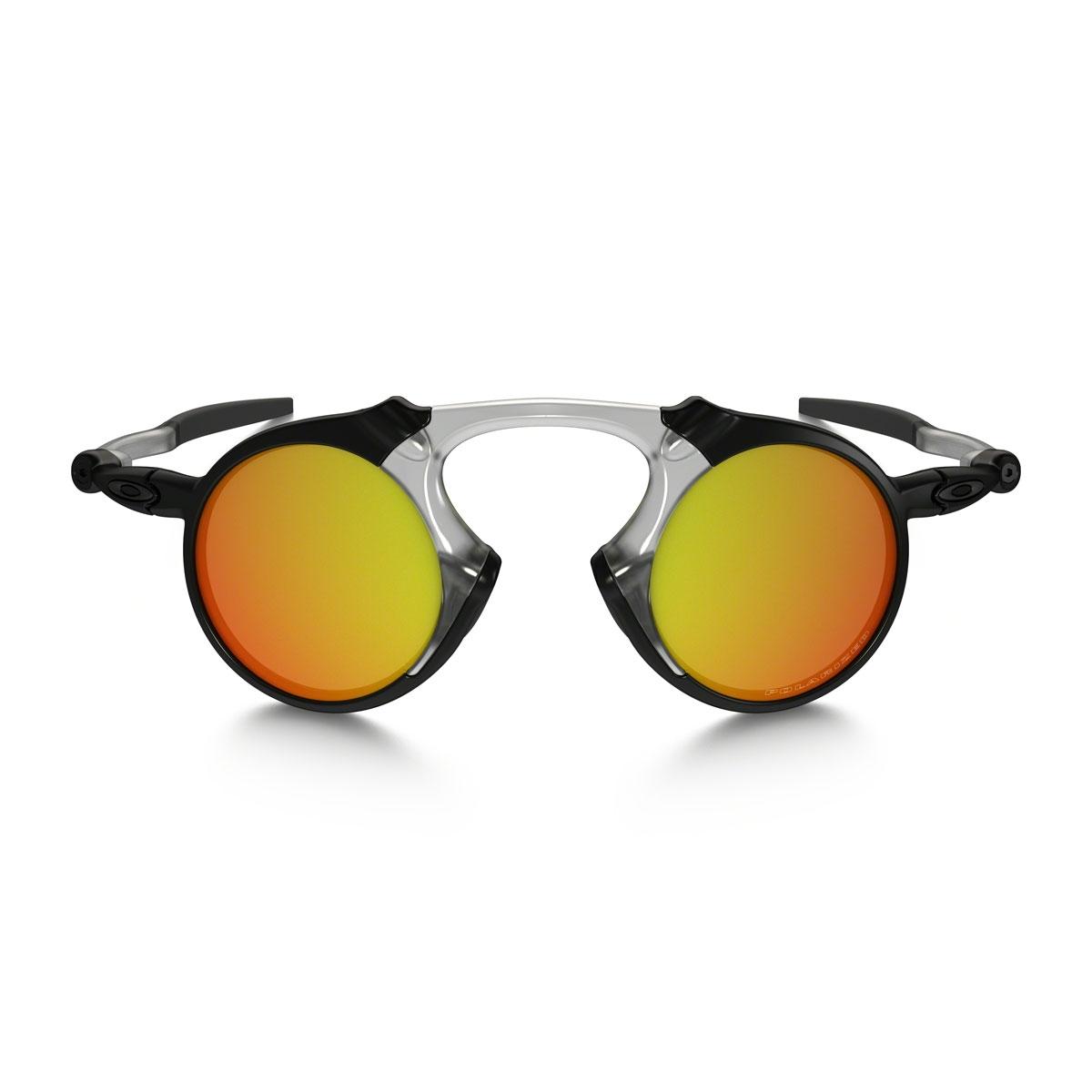e5d26fb9538 ... denmark image of oakley madman polarized sunglasses dark carbon frame  ruby iridium polarized lens e83a7 e0bd6