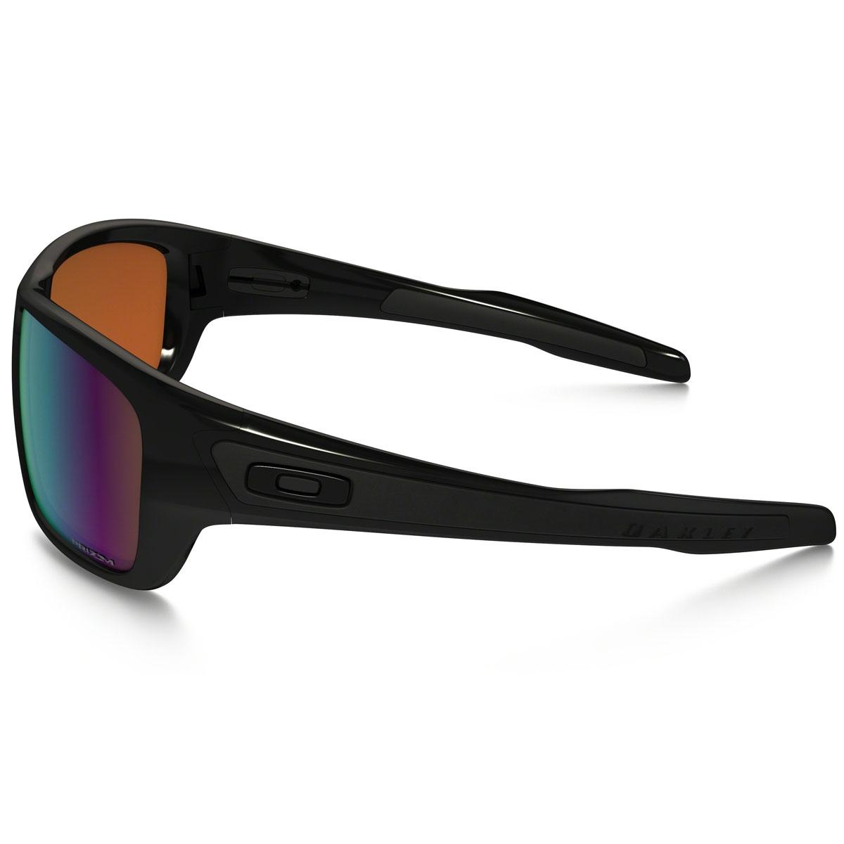 ifpvx Oakley Turbine Sunglasses - Polished Black / Prizm Shallow Water
