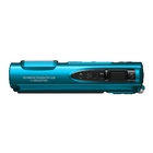 Image of Olympus TG-320 Tough 3D 14MP Camera - Blue