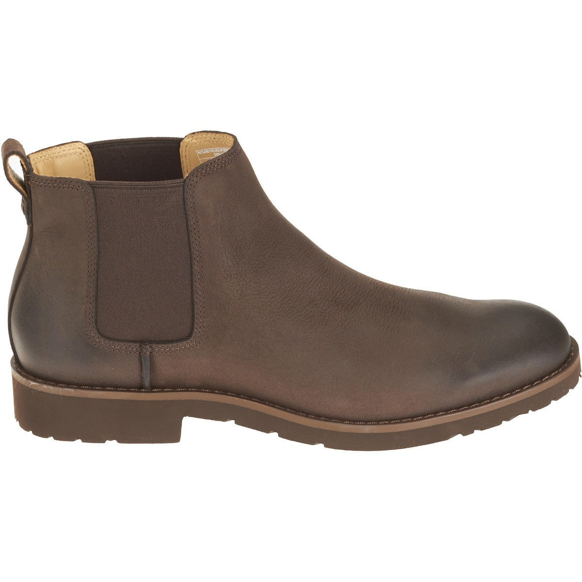 sebago rutland chelsea boots s brown nubuck