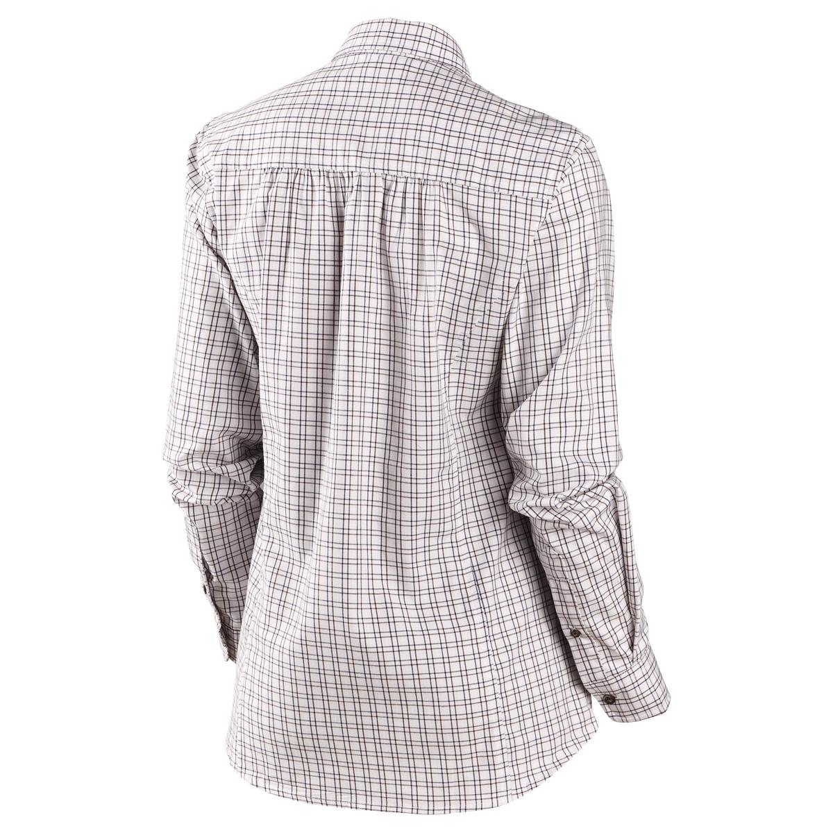 ... Image of Seeland Preston Lady Shirt - Merlot Check. «
