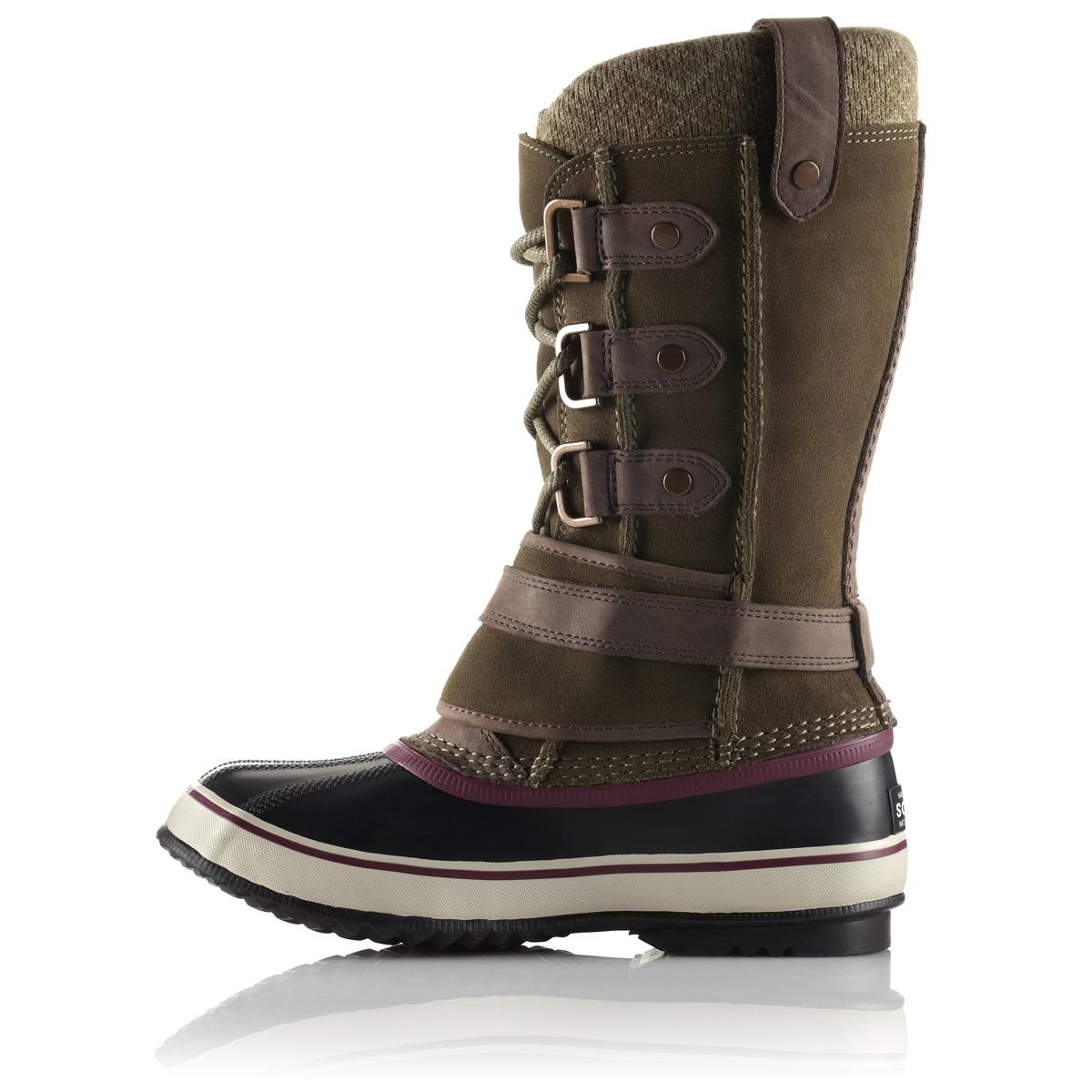 sorel joan of arctic premium boot s peatmoss