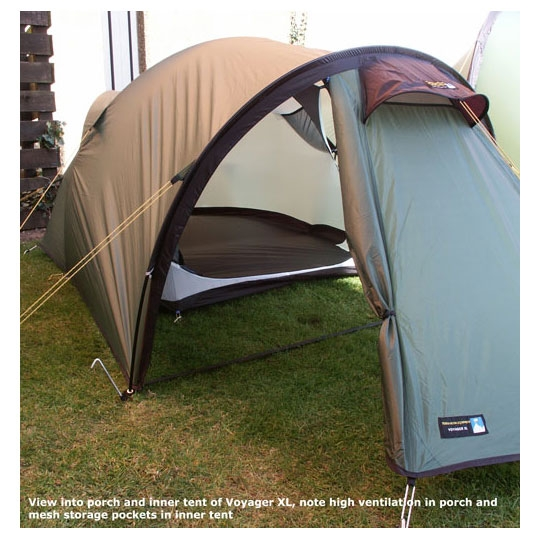 ... Image of Terra Nova Voyager XL Tent - Green ... & Terra Nova Voyager XL Tent - Green | Uttings.co.uk