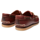 Image of Timberland Classic 2 Eye Boat Shoe (Men's) - Rootbeer Smooth