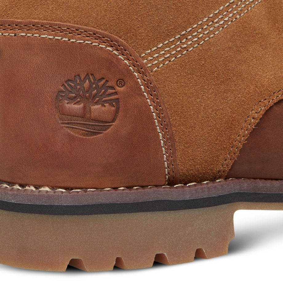 Timberland Earthkeepers Larchmont Botines Chukka (hombres) - Fg Madera De Roble Y Gamuza qQcwoYgf