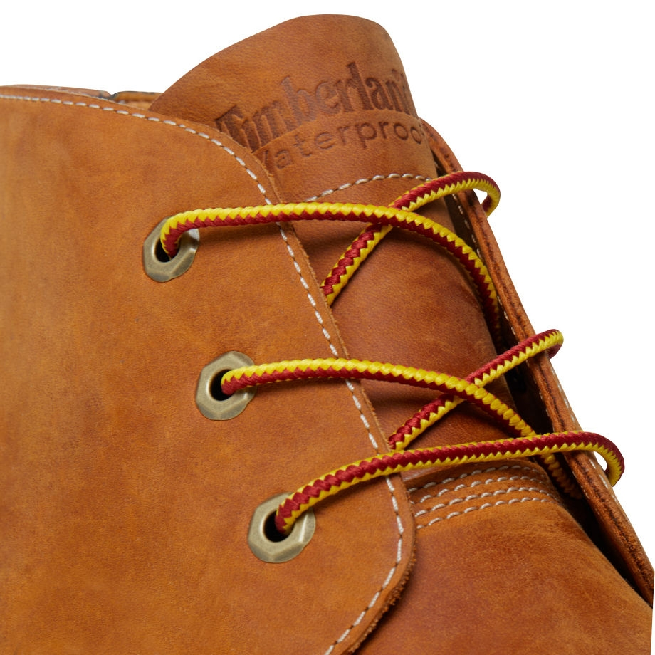 Larchmont Chukka Impermeabile Uomini Timberland Marrone D2eLUcs7