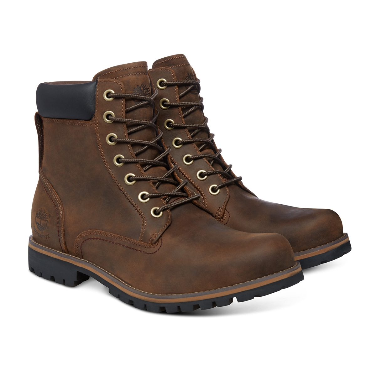 Les Earthkeepers Hommes Timberland Chaussure Robuste Brun OVfKg