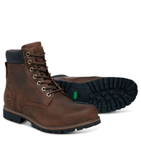 Timberland Earthkeepers Rugged 6 Inch Plain Toe Waterproof Walking Boots (Men's)