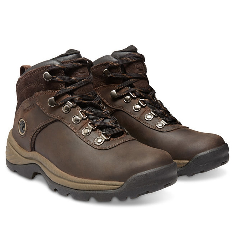 Image of Timberland Flume Mid WP Walking Boots (Women's) - Brown