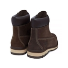 Image of Timberland Radford 6 Inch WP Casual Boots (Men's) - Red Briar Waterbuck (Dark Brown Nubuck)