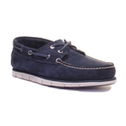 Image of Timberland Tidelands 2 Eye Boat Shoe (Men's) - Black Iris
